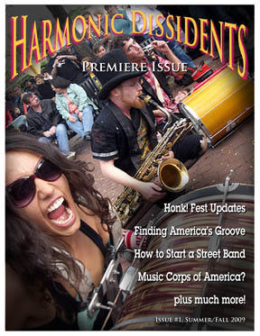 Harmonic Dissidents Magazine - Issue #1