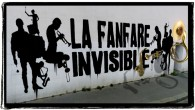 An open call to all!  Join like minded bands in Paris, from April 28th to May 1st, 2012. La Fanfare Invisible's initiative :  Because we live in an era of anxiety, because the worlds complexity sparks off resignation, because our future promises to be full...